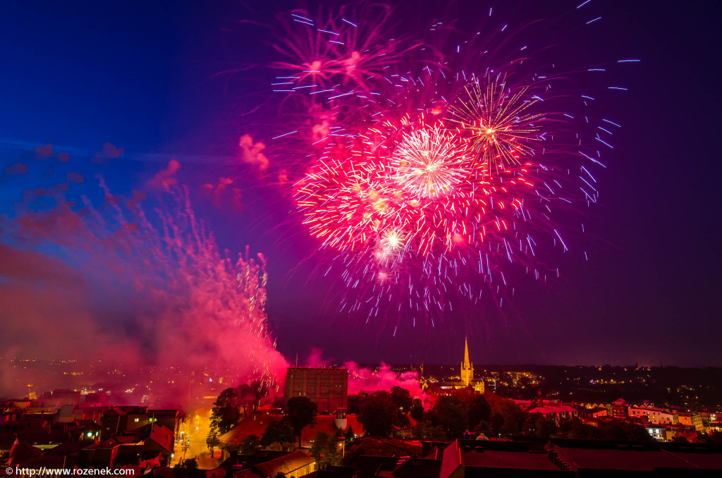 2013.07.06 - Fireworks Norwich - 23