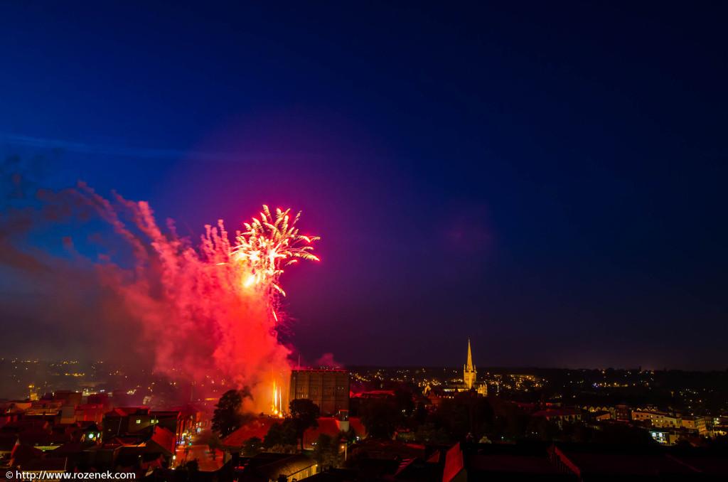 2013.07.06 - Fireworks Norwich - 26