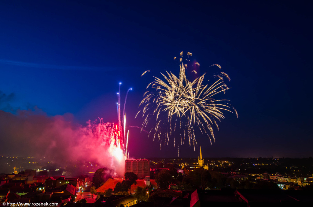 2013.07.06 - Fireworks Norwich - 28