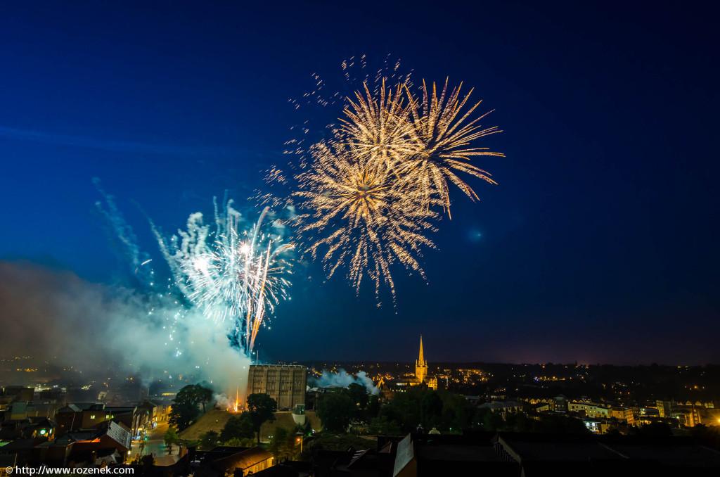 2013.07.06 - Fireworks Norwich - 34