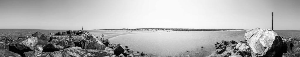 2013.07.06 - Sea Palling - Panorama