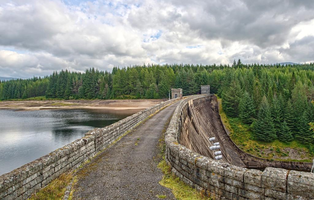 2013.08.28 - Loch Laggan Dam-02