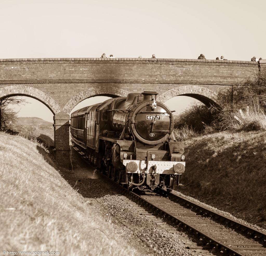 2014.03.09 - Railway near Weybourne - 02