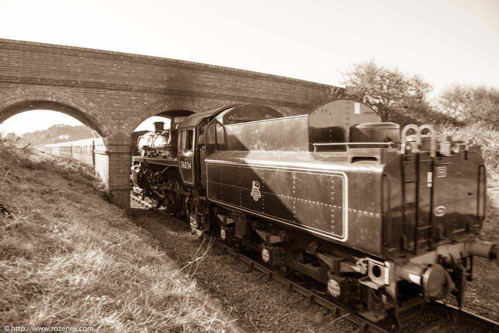 2014.03.09 - Railway near Weybourne - 05