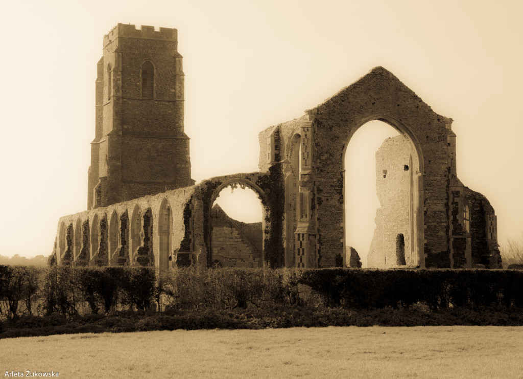 2014.03.12 - The Church of St Andrew in Covehithe - 04