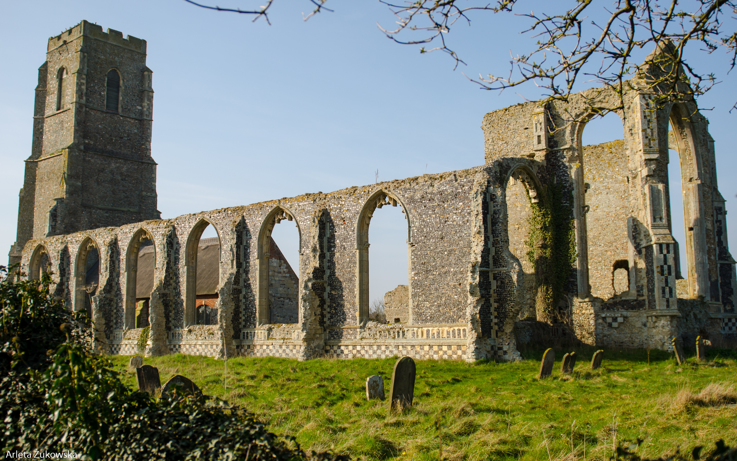 2014.03.12-The-Church-of-St-Andrew-in-Covehithe - 34