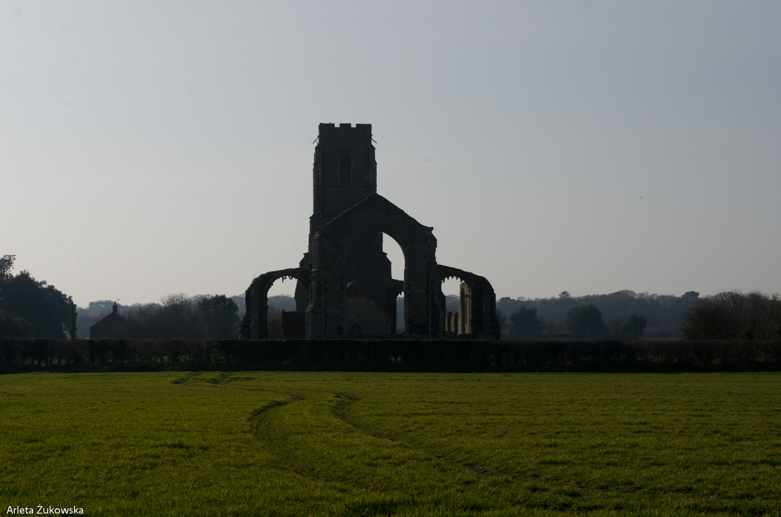 2014.03.12-The-Church-of-St-Andrew-in-Covehithe - 36