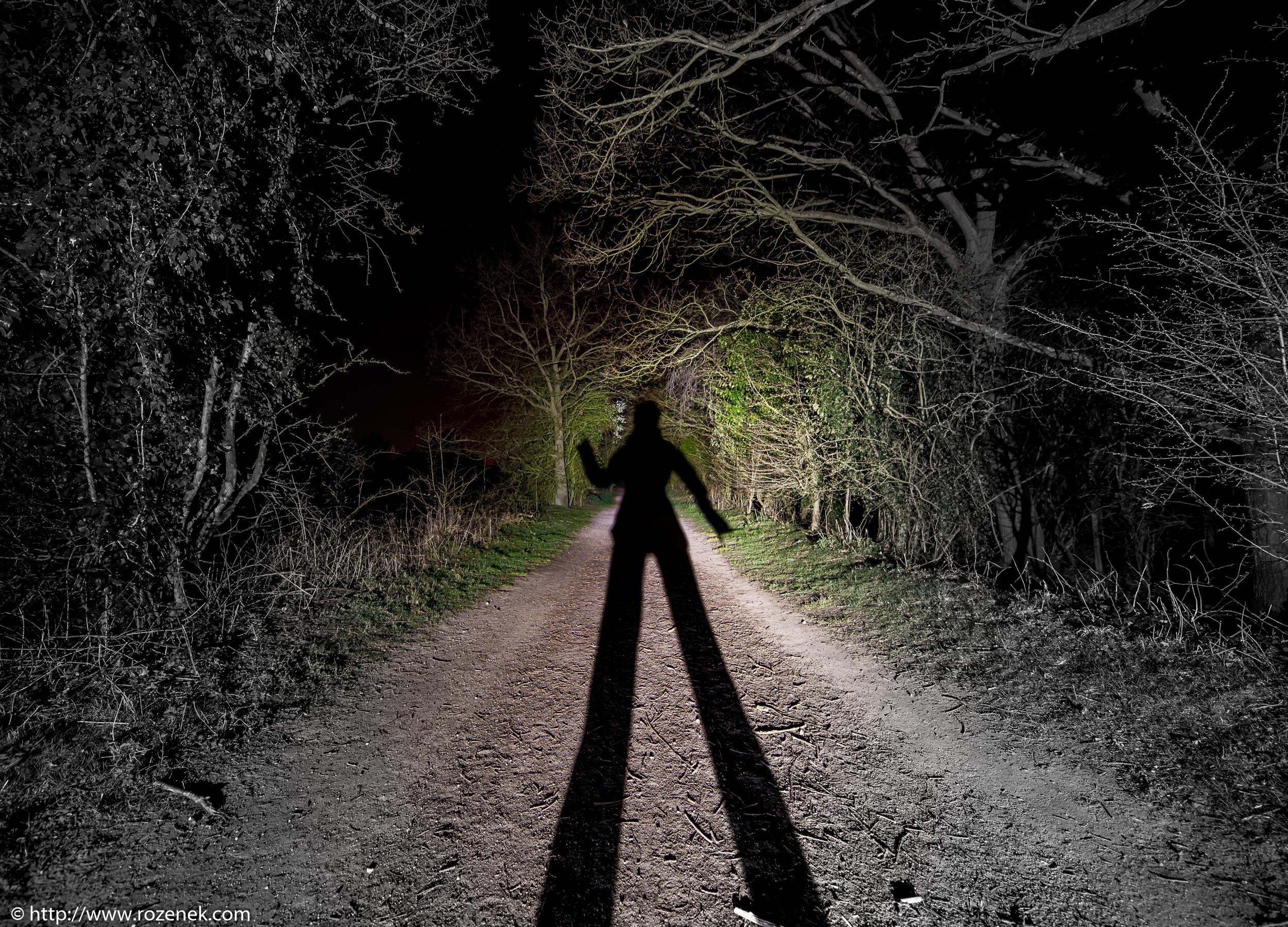 2014.03.25 - Marriotts Way at Night - 01