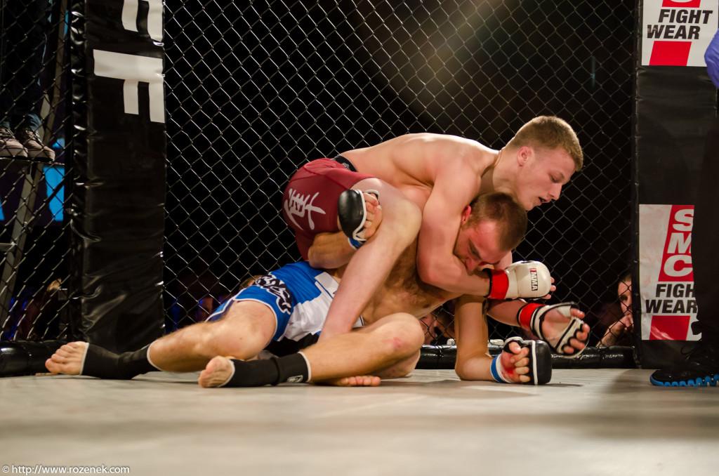 Fight 12 - 16