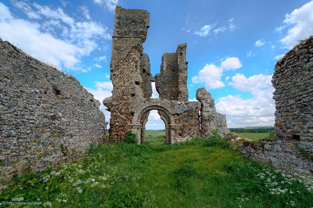 2014.05.25 - Bawsey Old Church HDR-08
