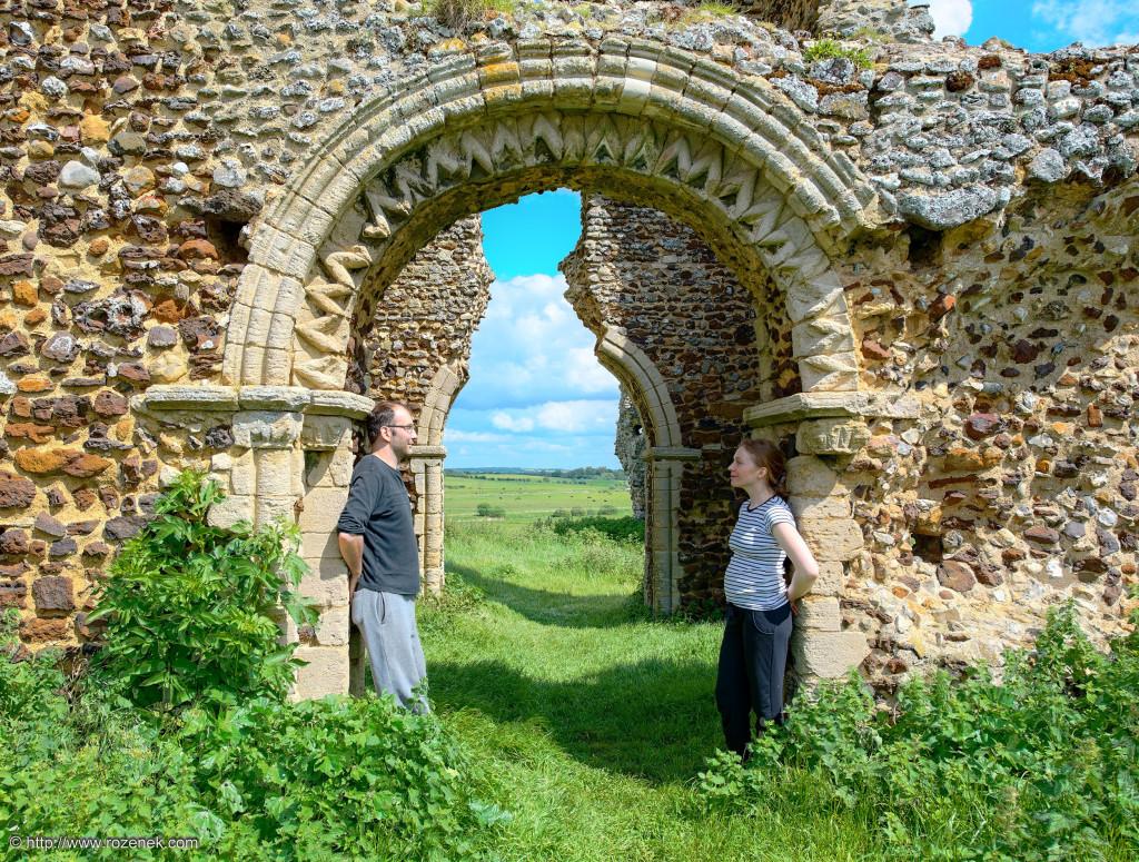 2014.05.25 - Bawsey Old Church HDR-16
