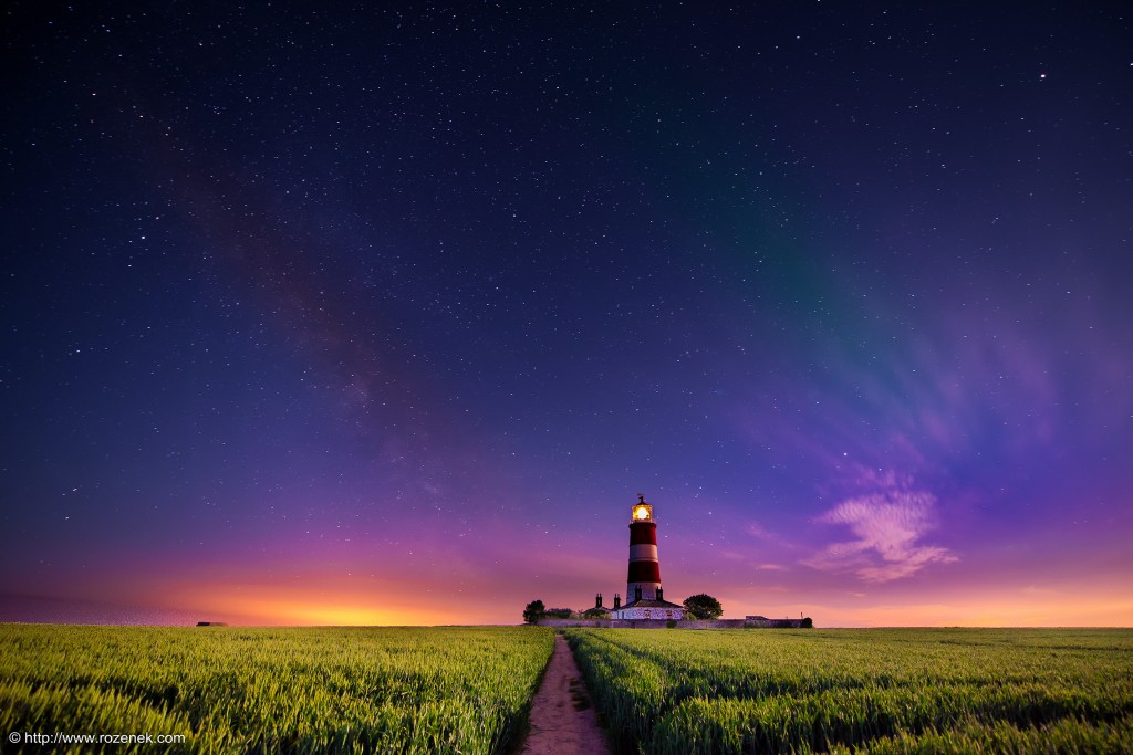 Happisburgh at Night