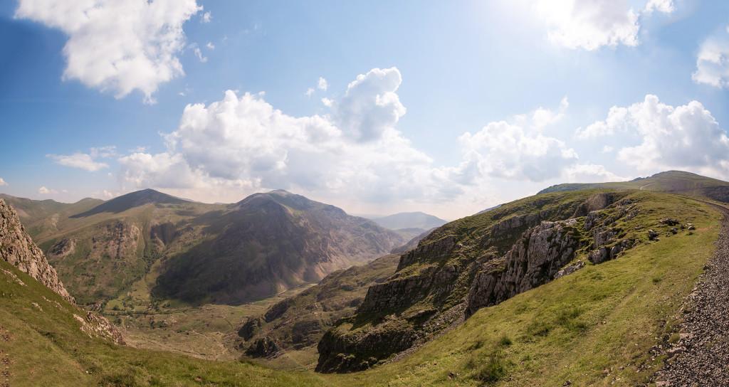 Snowdon - landscape