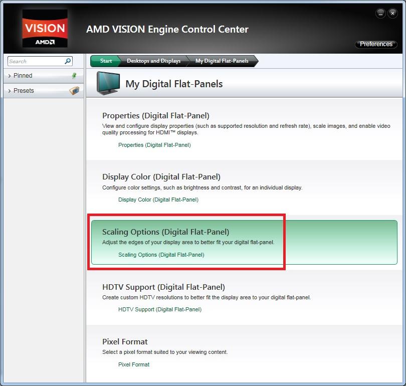 AMD VISION Engine Control Center - 02