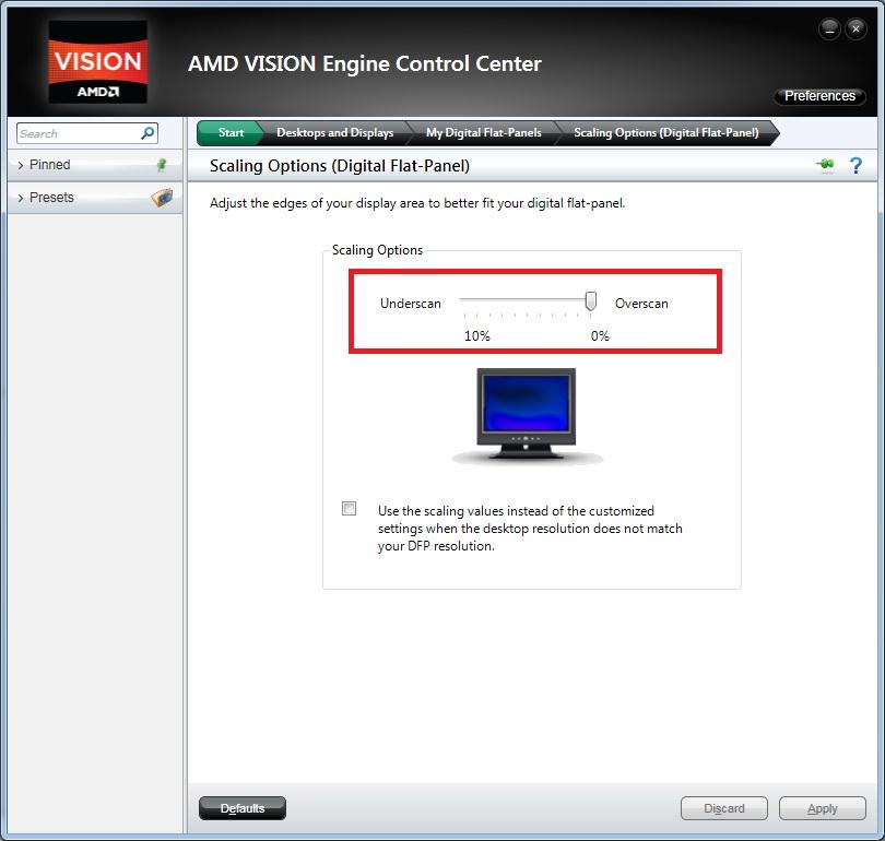 AMD VISION Engine Control Center - 03