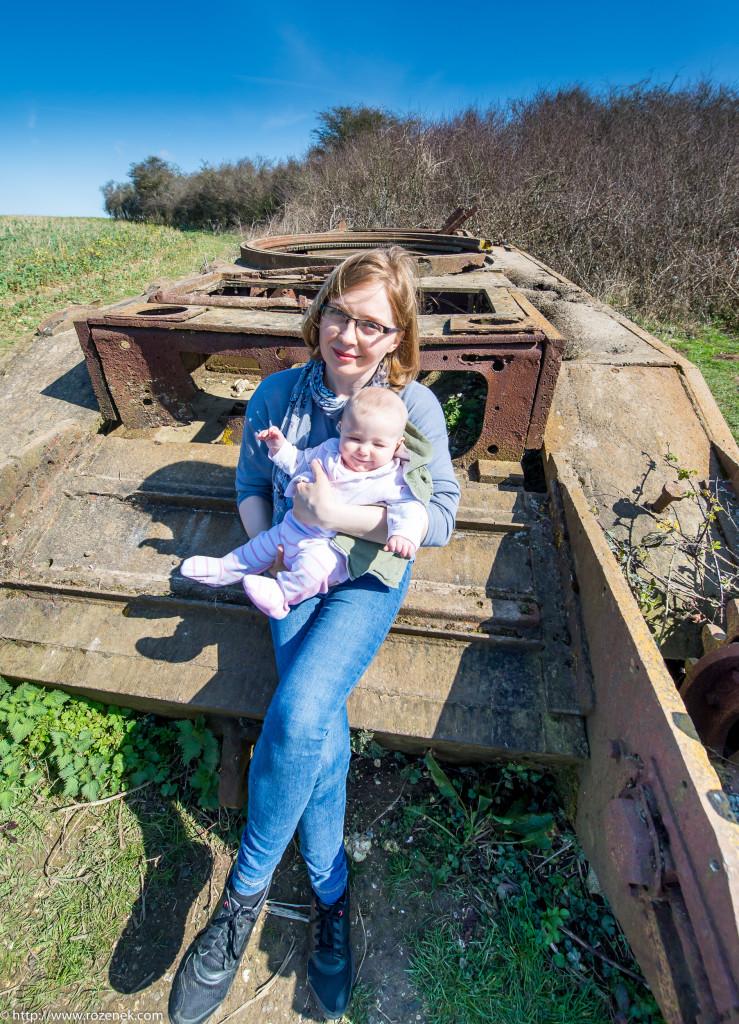2015.04.06 - South Downs Way Tank - 01