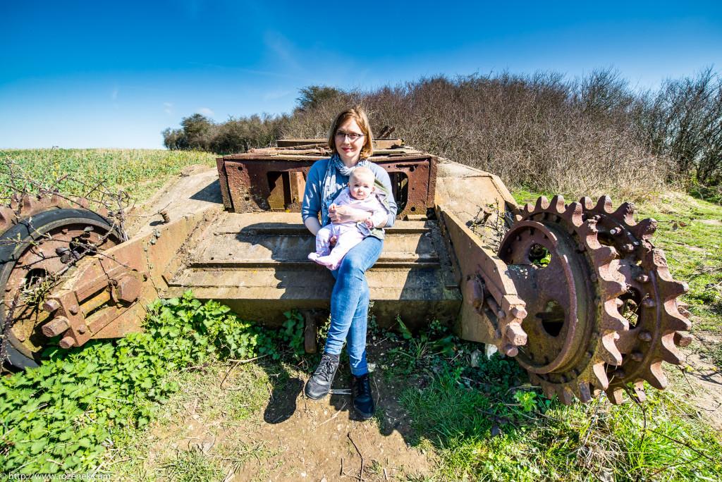 2015.04.06 - South Downs Way Tank - 02