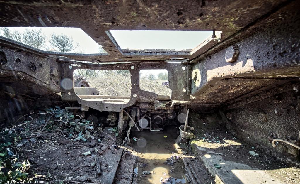 2015.04.06 - South Downs Way Tank - HDR-01 - full