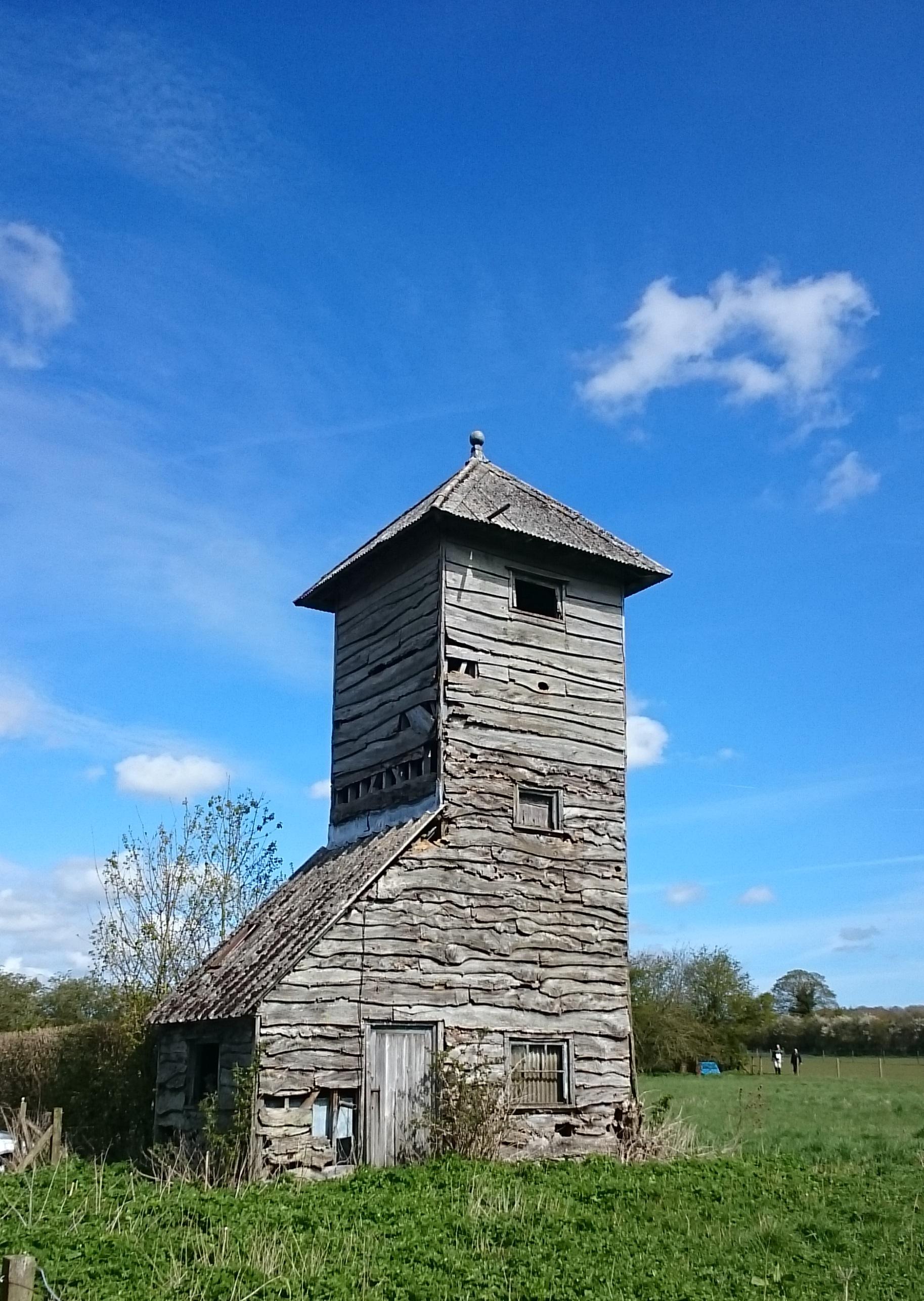 Water Tower Goodworth Clatford
