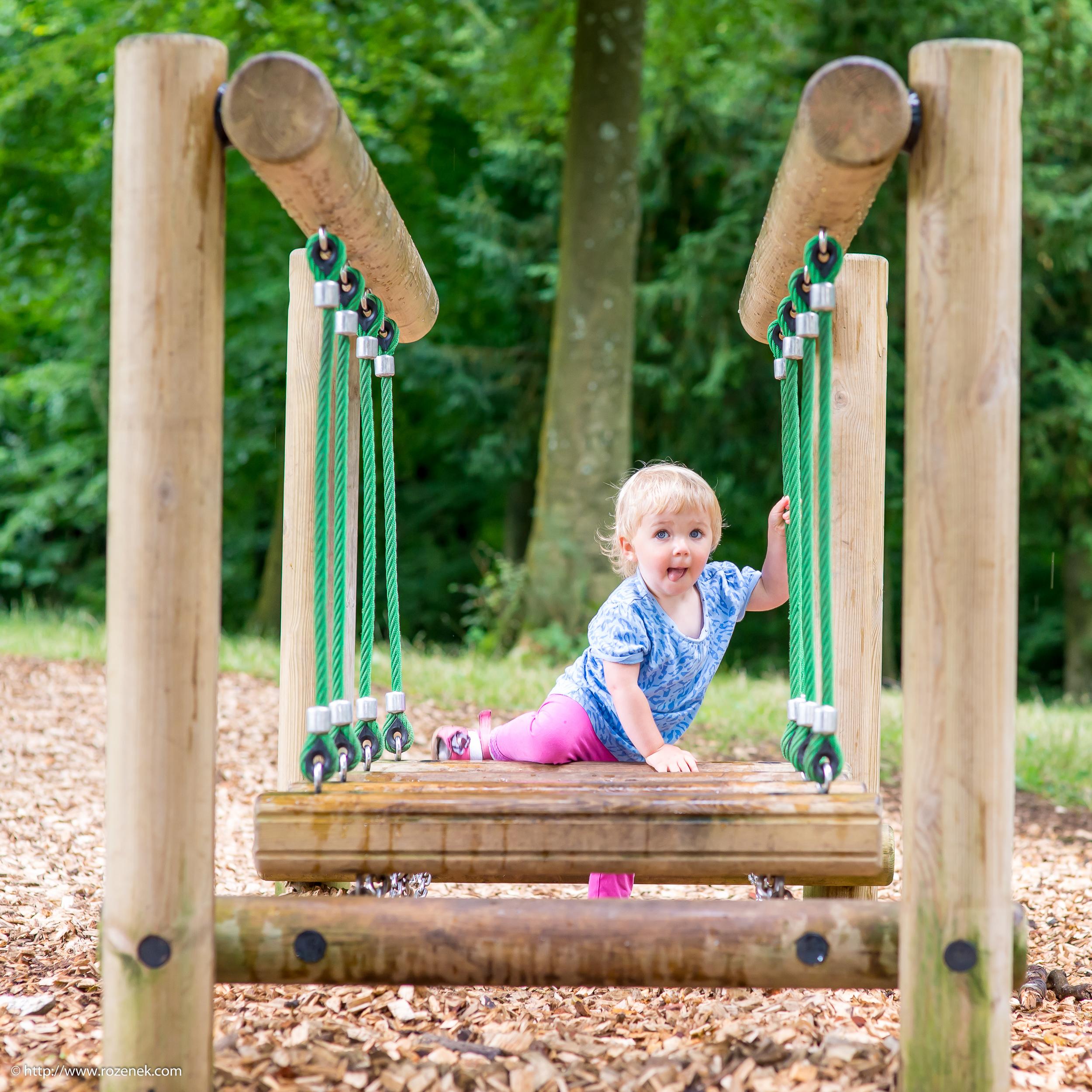 2016.08.05 - Karina at Queen Elizabeth Country Park - 06